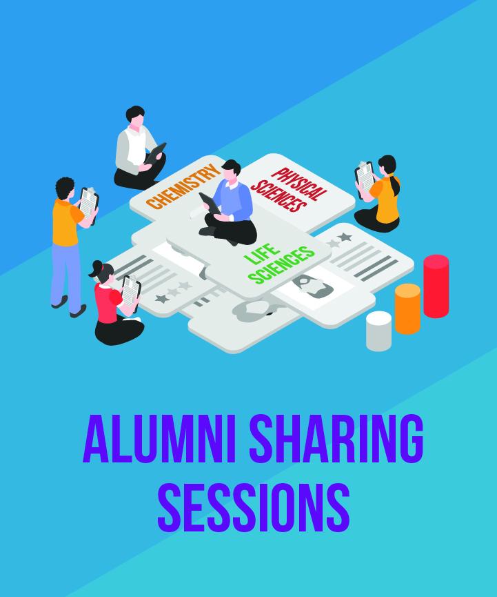 Webapge Alumni Sharing