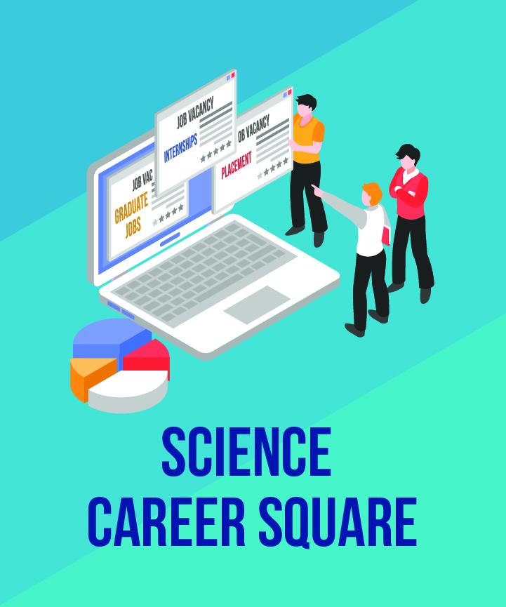 Webapge Career Square