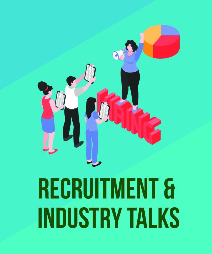 Webapge Recruitment Talks